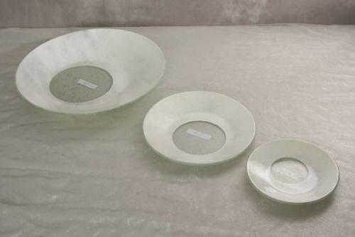 Glasschale RUND 14